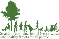 Seattle Neighborhood Greenways Logo